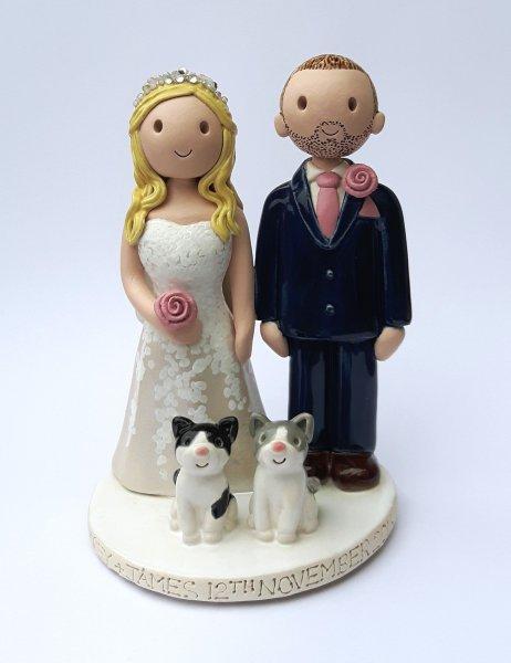 Cat Cake Topper
