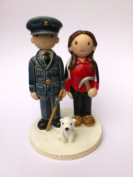 RAF Cake Topper