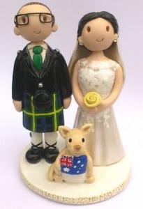 Australian Cake Topper