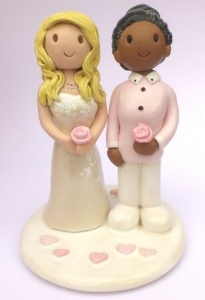 Same Sex Wedding Topper