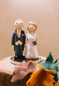 Autumn Cake Topper