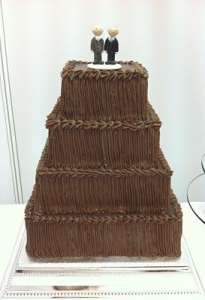 Cilvil Partnership Cake