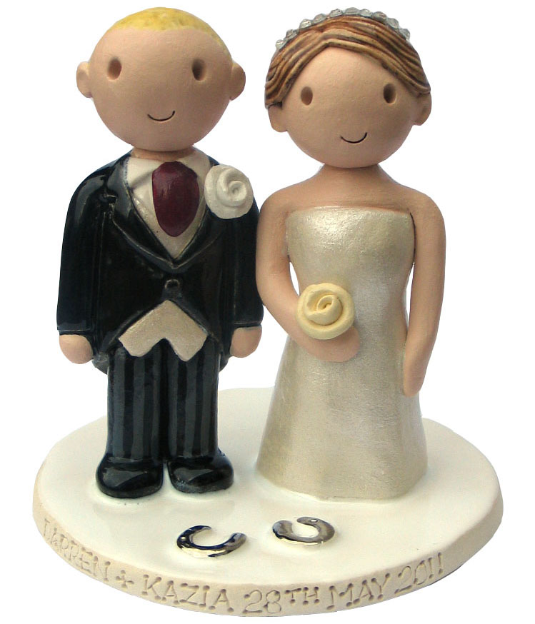 Cake Toppers Uk Bride And Groom : October 2011 - Wedding Cake Toppers