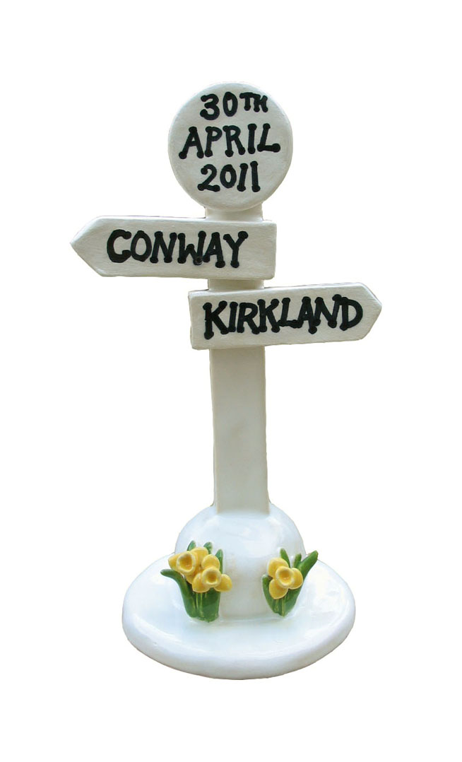 Congratulations Cake Topper Uk