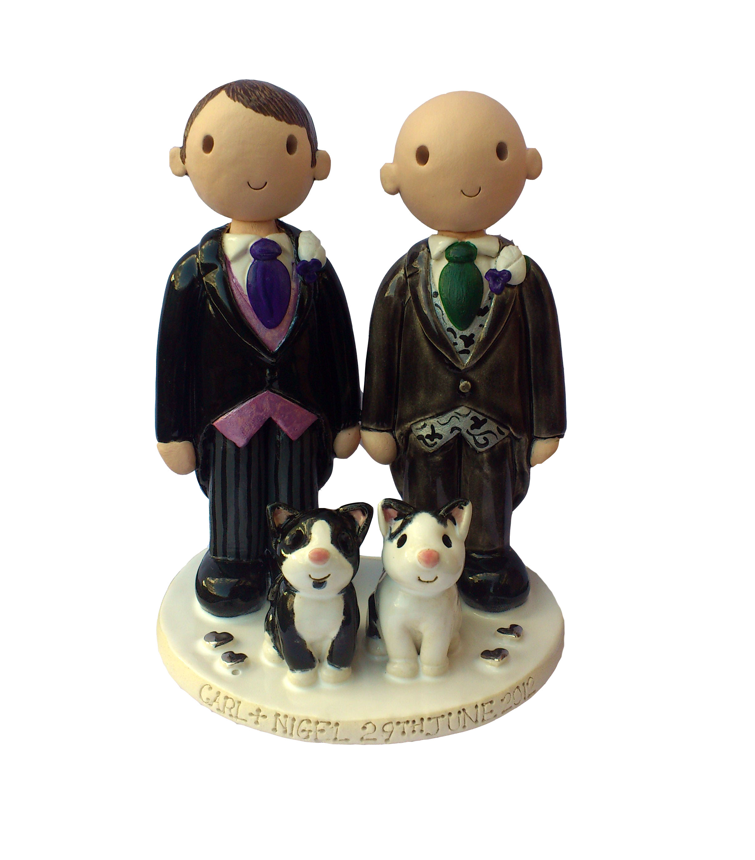 Cake Toppers In Uk : Weddings - 3/4 - Cake Toppers