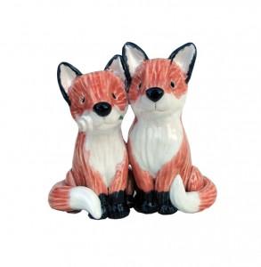 Fox topper