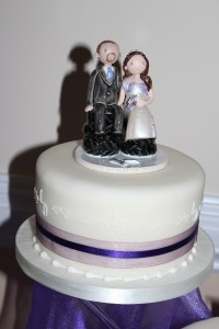 Mechanic Cake Topper