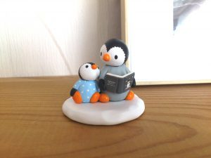 Book penguin
